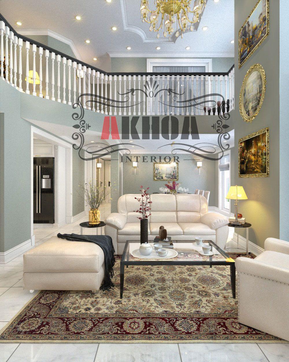 Thiết kế thi công chung cư Duplex Hà Đô